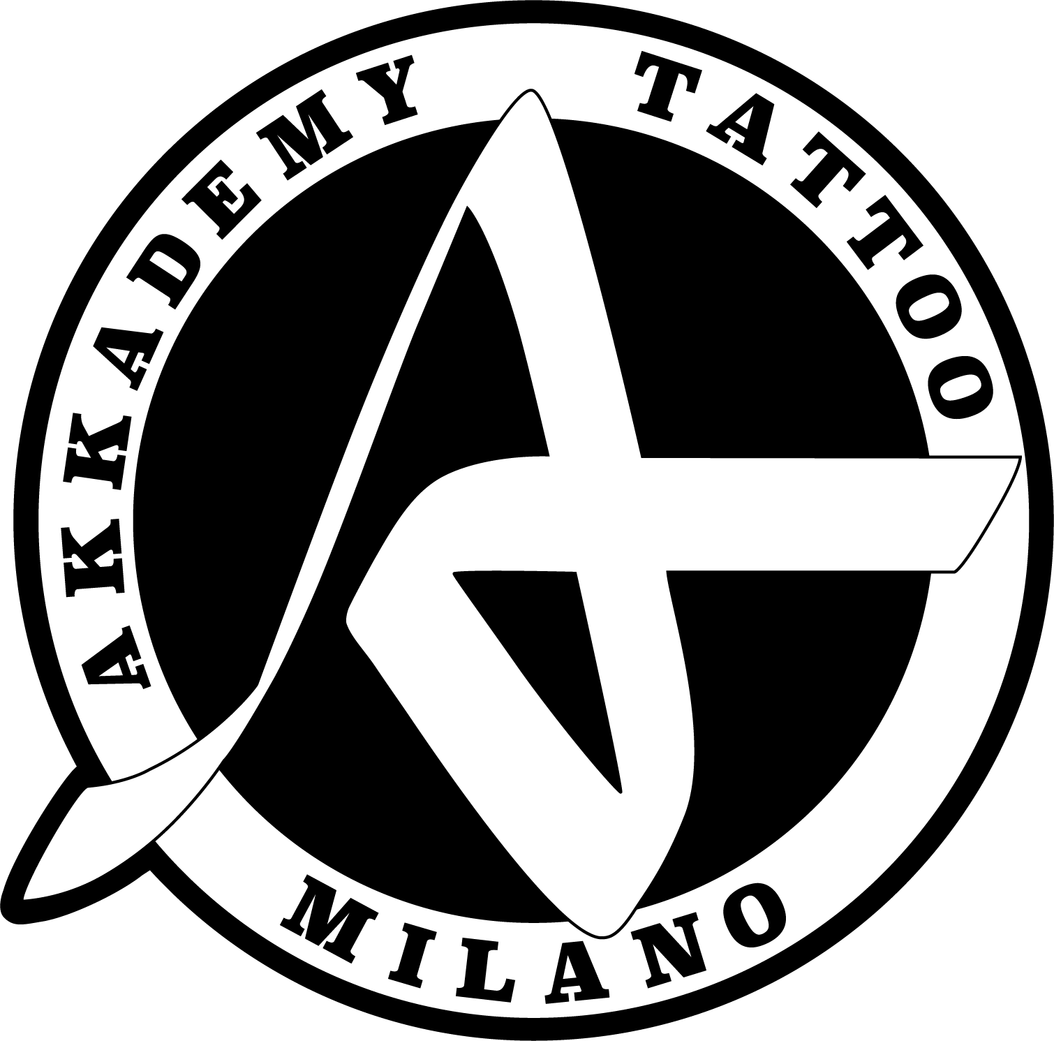 Logo Akkademy BIANCO sito
